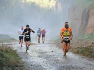Sílvia Miralles al Trail Montanejos