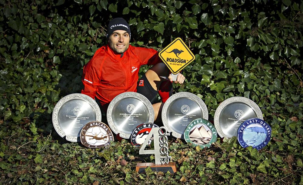 Trofeos 4Desiertos y Australia Vicente Juan