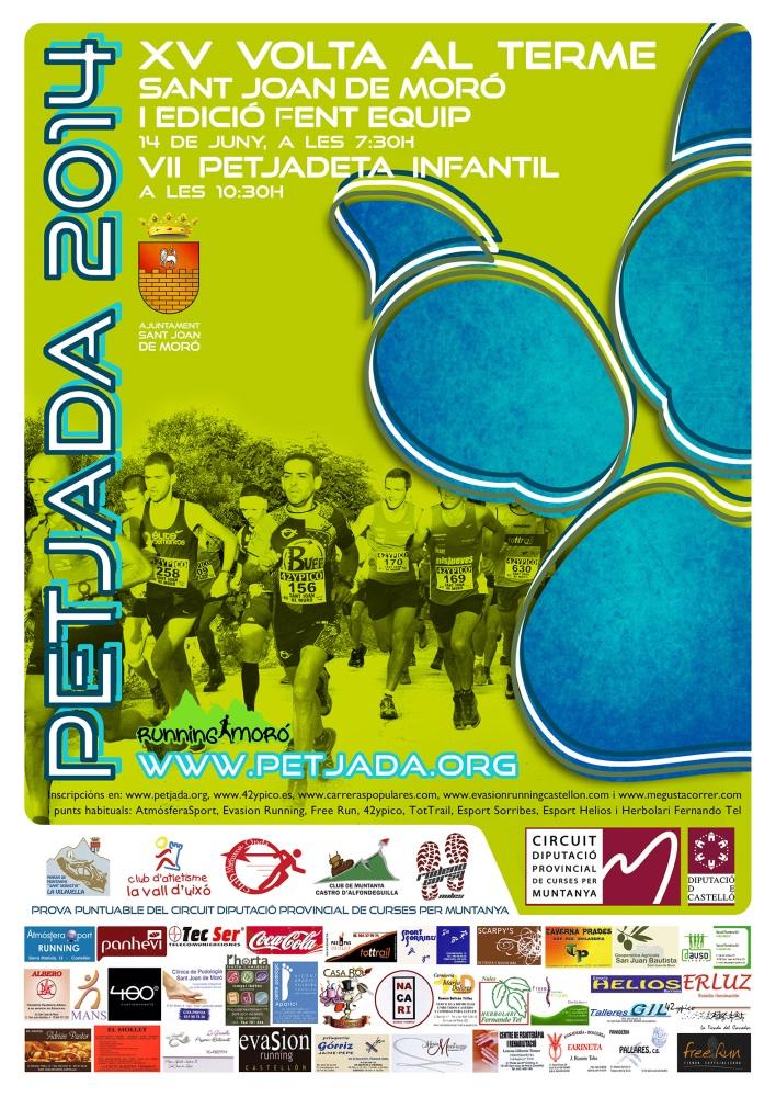 cartel PETJADA 2014 01