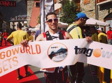 Dani Amat Gran Trail Aneto Posets 2014