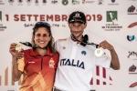 Gold medallists Casajuana_Minoggio. ©ancorless_maga_2019