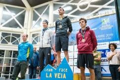 Vertical Men's podium. © @jsaragossa